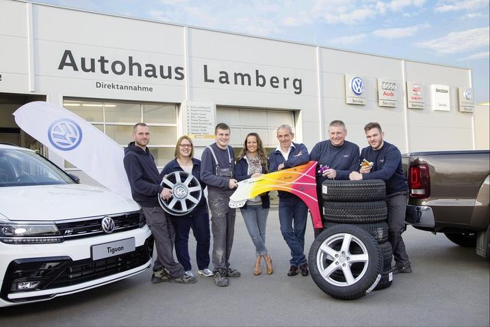 Team Spengler - Lackierer